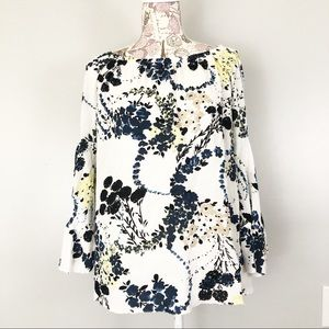 Fever | Small | off the Shoulder Floral Top